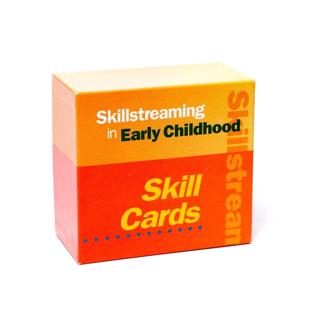 Skillstreaming in Early Childhood: Skill Cards