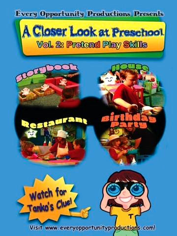 A Closer Look at Preschool - Vol. 2: Pretend Play