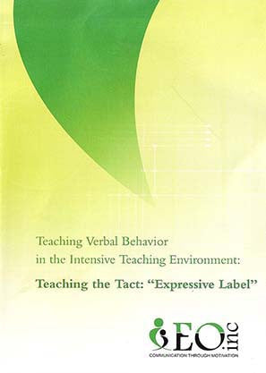 Teaching the Tact: Expressive Label