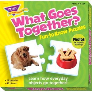 What Goes Together? Puzzle