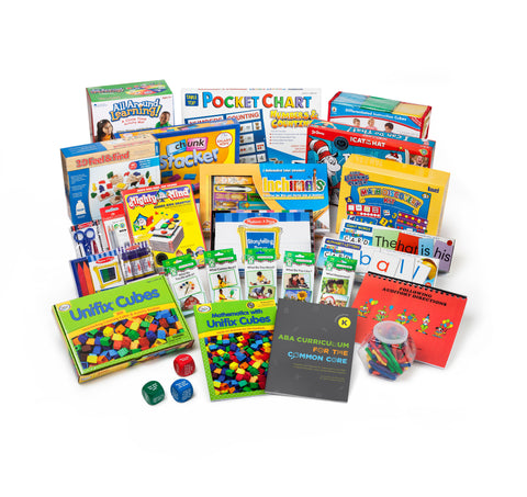 ABA Curriculum for the Common Core Kit: Kindergarten