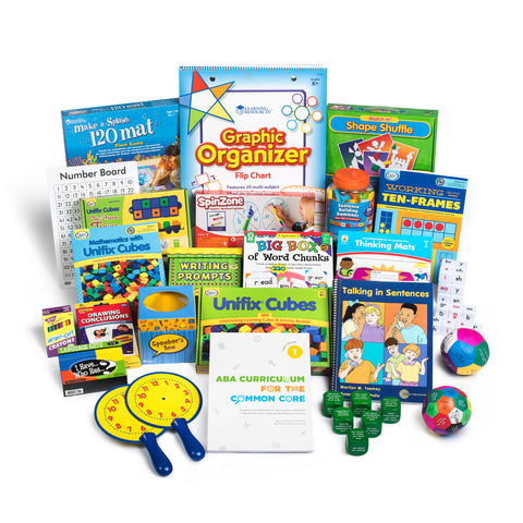 ABA Curriculum for the Common Core Kit: First Grade