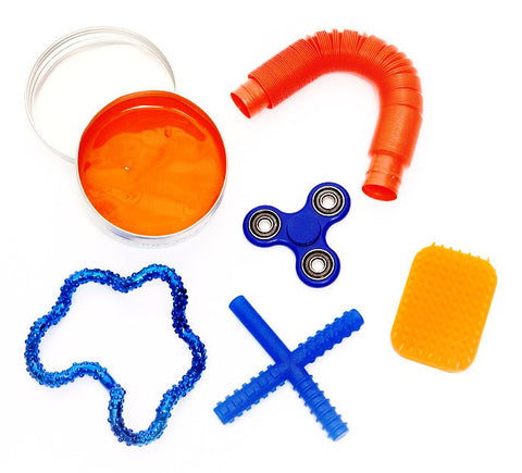 Sensory Kit (by Different Roads!)