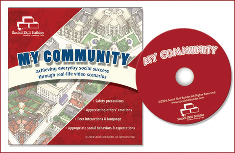 My Community CD-Rom