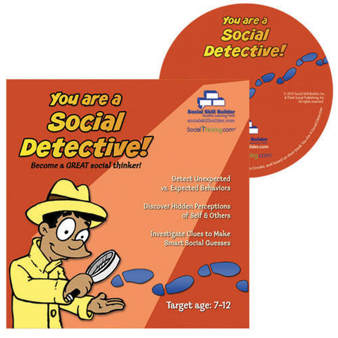 You Are a Social Detective! CD
