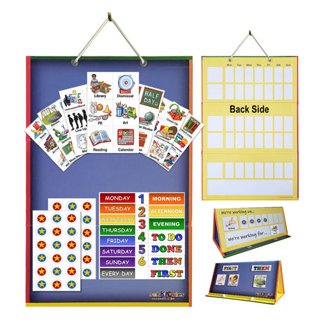 SchKIDules 2-in-1 School Bundle