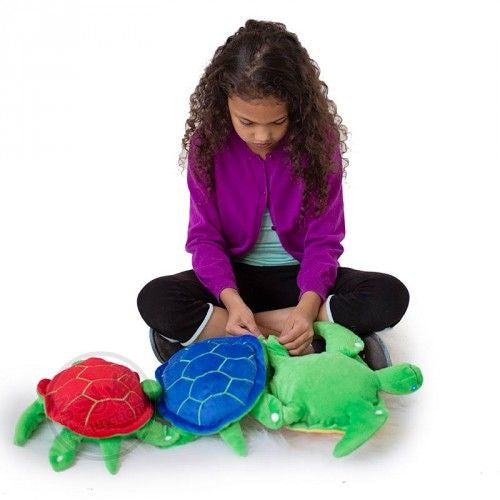Snapping Turtles- Set of 3