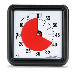 Audible Time Timer 8-inch