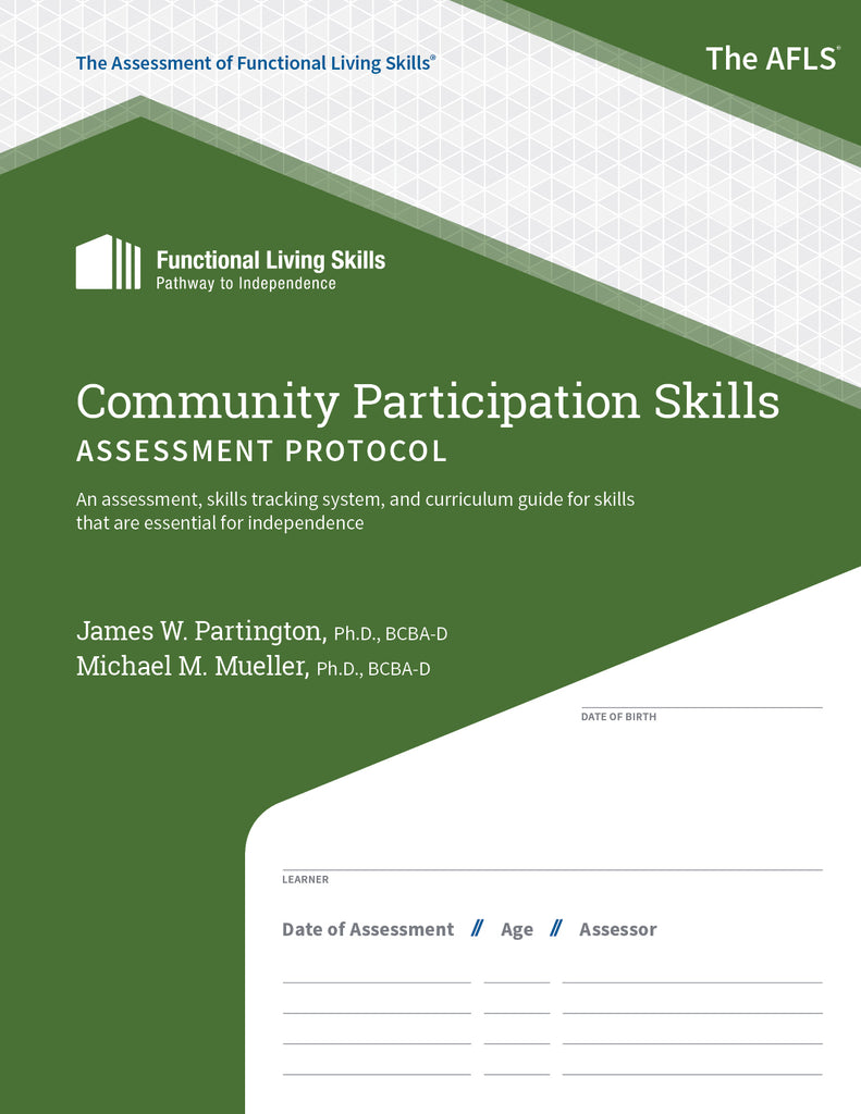 AFLS Community Participation Skills Assessment Protocol