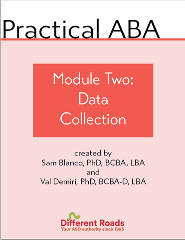 Practical ABA: Collecting Data: Digital Download