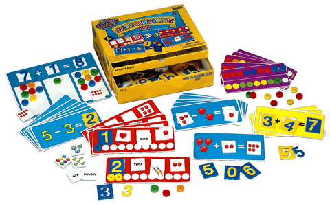 Educational Toys & Games Math, Money & Numbers
