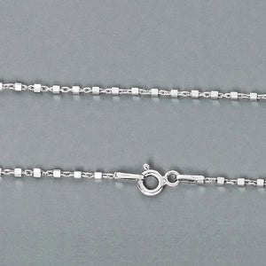 5pcs/Lot Sterling Silver Italian Chain Wholesale 2