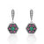Magnificent Multi Color Sterling Silver Earrings Wholesale Lots