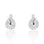 Stunning 925 Sterling Silver CZ Earrings Wholesale Lots