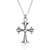 Wholesale Vintage Genuine 925 Sterling Silver Cross Necklace Lots