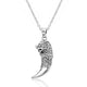 Sterling Silver Dragon Pendant Necklace Wholesale