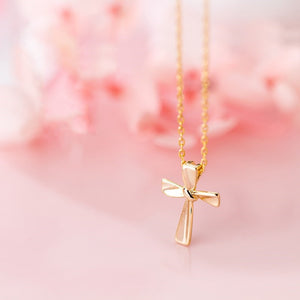 Sterling Silver Cross Pendant Necklace Wholesale 2