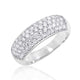Sterling Silver 2.64 Carat Cubic Zirconia Ring Wholesale Lots