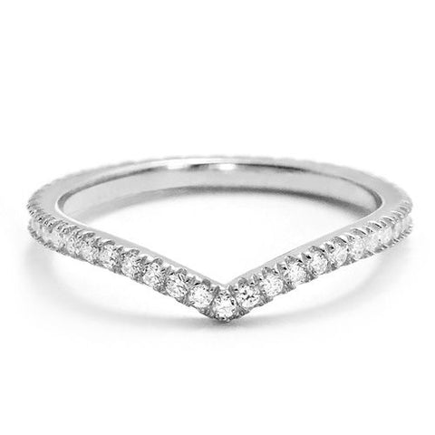 Elegant Sterling Silver Eternity Ring Wholesale Lots