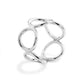 5pcs/Lot Sterling Silver Fashion Circle Ring Wholesale