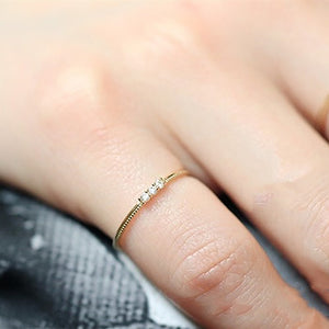 925 Sterling Silver Skinny Minimalist Rings Wholesale 4