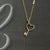 Sterling Silver Heart Key Pendant Necklace Wholesale 2