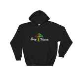 "Say Treees ""Rasta"" Hooded Sweatshirt"