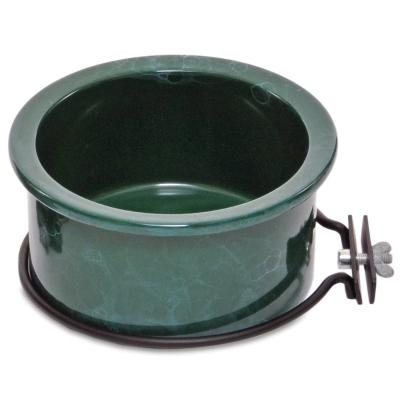 Ceramic Cage Crock with Hanger