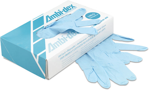 Ambidex™ Disposable 4 mil Nitrile Gloves