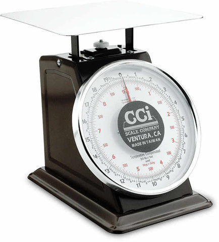Tabletop Spring Scale