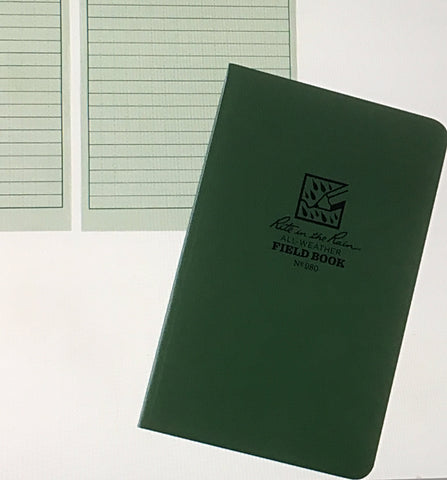 Rite in the Rain® Field-Flex Notebooks with Universal Pattern