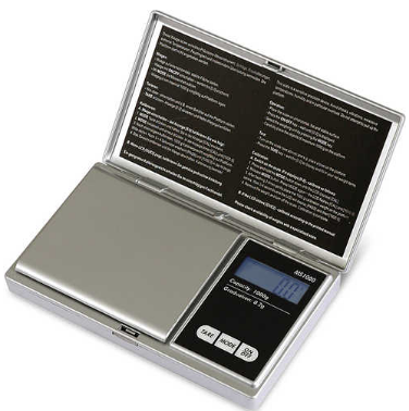 Pesola Digital Pocket Scale, 500g
