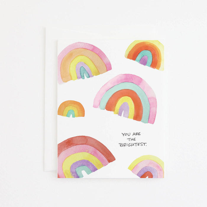 Rainbows Card
