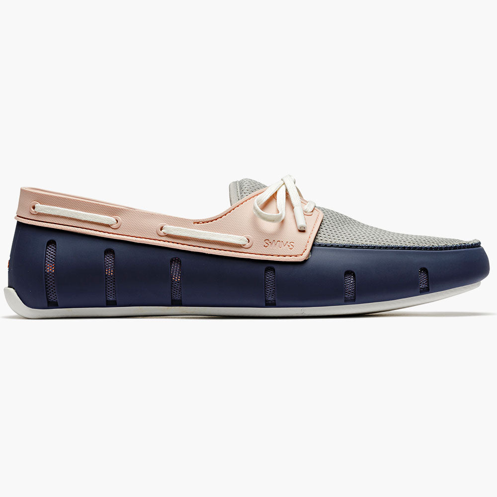 SPORT LOAFER - SHADOW/BLUE/SALMON
