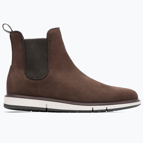 MOTION CHELSEA BOOT - BROWN/OLIVE