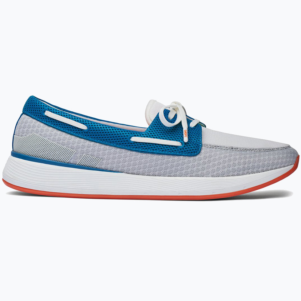 BREEZE WAVE BOAT - ALLOY/SEAPORT BLUE