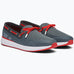 BREEZE WAVE LACE - GREY/RED ALERT