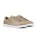 BREEZE TENNIS LEATHER - TIMBER WOLF/WHITE