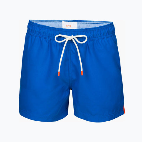 GAVITELLA SHORTS SOLID - BLITZ BLUE
