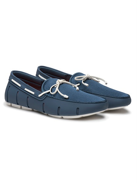 BRAID LACE LOAFER - 50YR NAVY