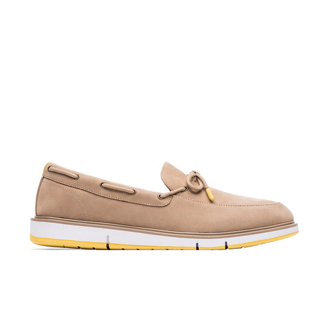 MOTION LACE LOAFER - GAUCHO/SUPER LEMON