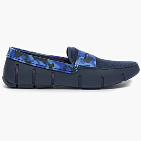 EL PENNY LOAFER-CAMO NAVY/BLUE