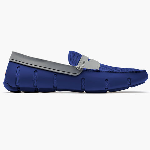 EL PENNY LOAFER-ROYAL/GRAY