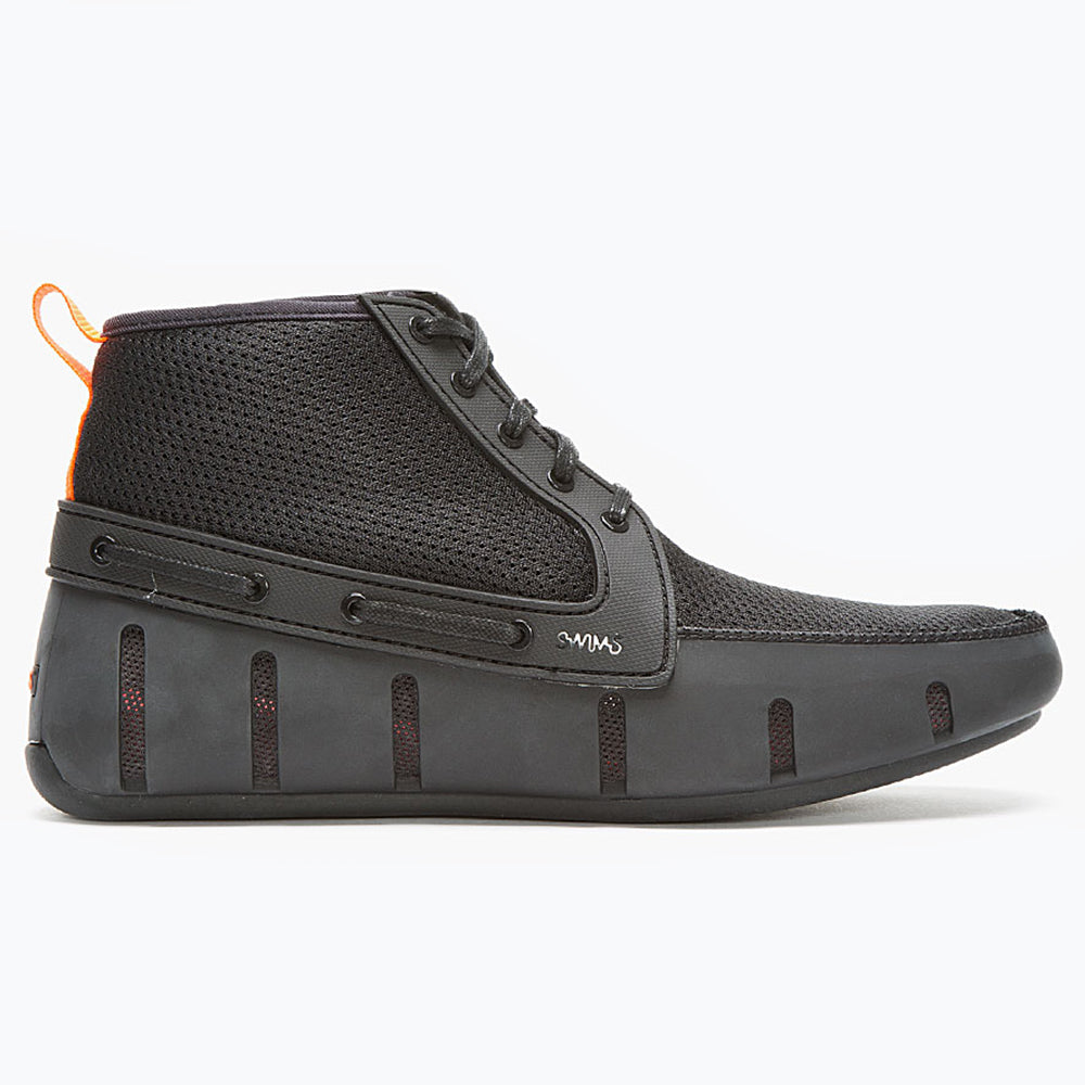 SPORT LOAFER HIGH TOP - BLACK