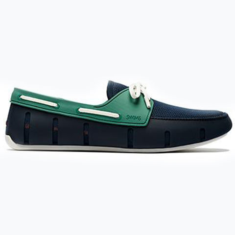SPORT LOAFER - NAVY/TURQUOISE