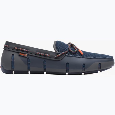STRIDE LACE LOAFER-NAVY/DK GREY