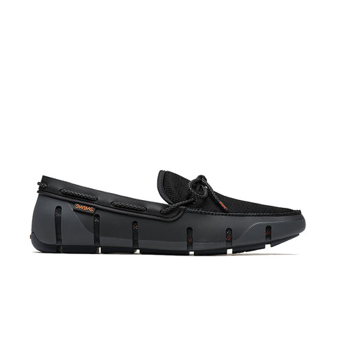 STRIDE LACE LOAFER-BLACK/GRAPHITE FLECK