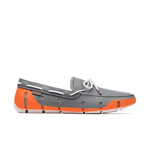 STRIDE LACE LOAFER-ORANGE/GREY/WHITE FL