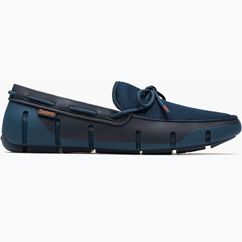STRIDE LACE LOAFER-POSEIDON/NAVY FLECK