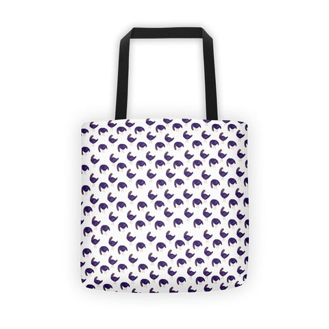 Trash Doves FLOPPY DOVE Tote bag
